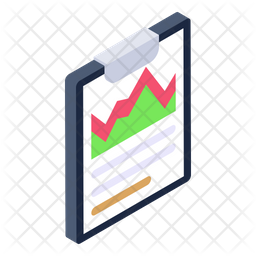 Streamgraph Icon