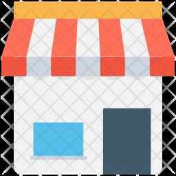 Street Shop Icon