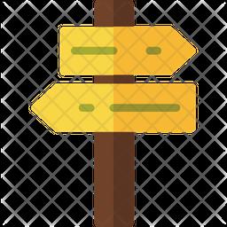Street Sign Icon