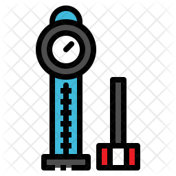 Strength Tester Icon