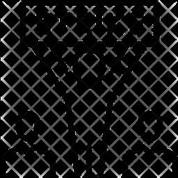 Strike Line Icon