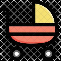Stroller Icon