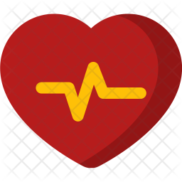 Strong, Heart Icon