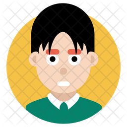 Student Icon Of Flat Style Available In Svg Png Eps Ai Icon Fonts