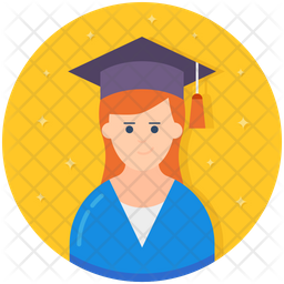 Student Icon Of Rounded Style Available In Svg Png Eps Ai Icon Fonts