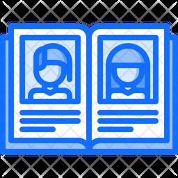 Styling catalog Icon