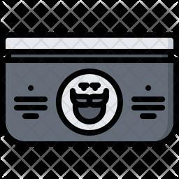 Styling cream Icon
