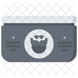 Styling cream Icon