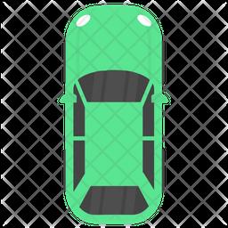 Subcompact Car Icon