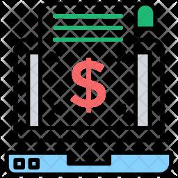 Subscription Model Icon