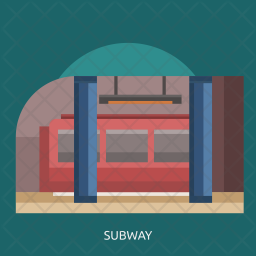 Subway Icon png