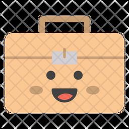 Suitcase Emoji Icon