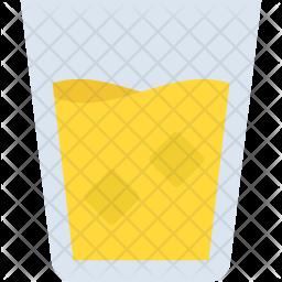 Summer Drink Flat Icon