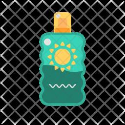 Suncream Icon