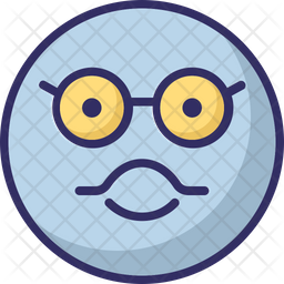 Sunglass Smiley Emoji Icon