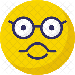 Sunglass Smiley Emoji Icon