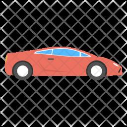 Supercar Icon