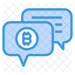 Support Bitcoin Icon