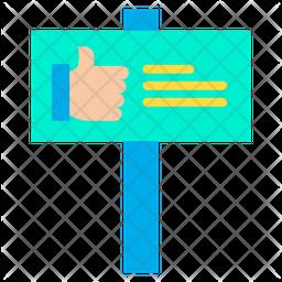 Support Board Icon