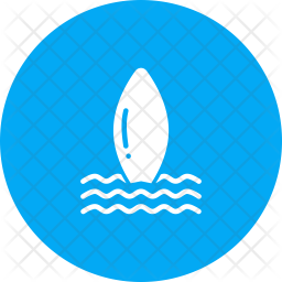 Surf Icon Of Glyph Style Available In Svg Png Eps Ai Icon Fonts