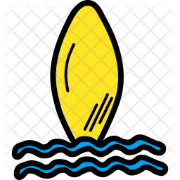 Surf Icon Of Doodle Style Available In Svg Png Eps Ai Icon Fonts