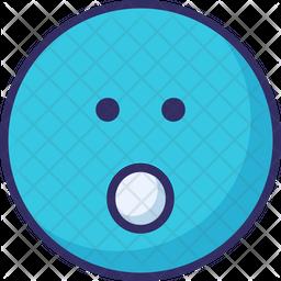 Surprise Emoji Icon