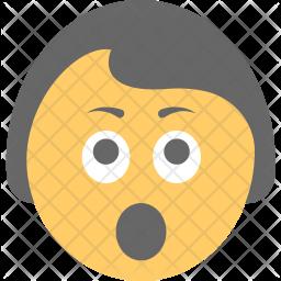 Surprised Icon