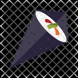 Sushi Cone Icon