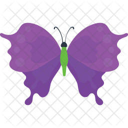 Swallowtail Butterfly Icon