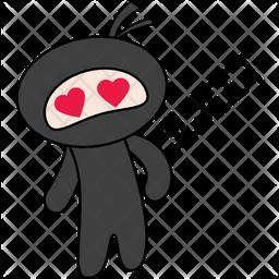 Sweet Sticker Icon