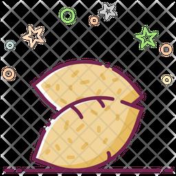 Sweet Potatoes Icon