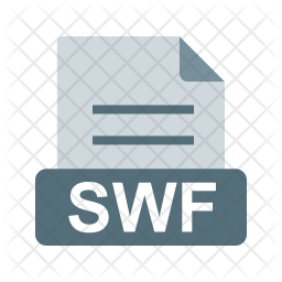 Swf file Icon