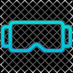 Swimming Glass Gradient Icon