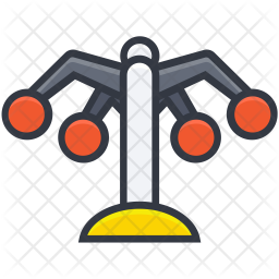 Swing Ride Icon