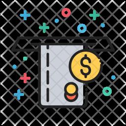 Swipe card Icon