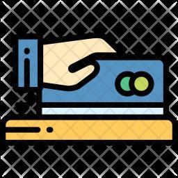 Swipe credit-card Icon