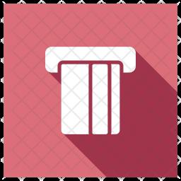 Swipe Creditcard Icon
