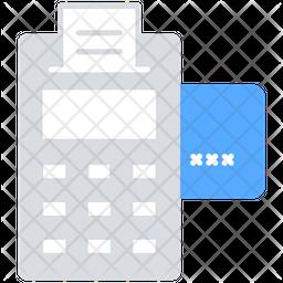 Swiping Machine Icon