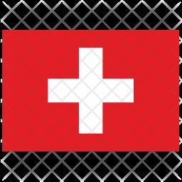 Swiss Flag Icon