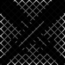 Sword Glyph Icon