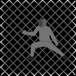 Sword Flat Icon