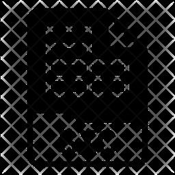 Sxc file Icon