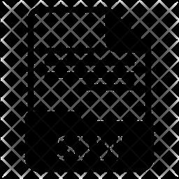 Sxw file Icon