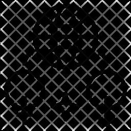 Symbol Line Icon