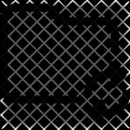 Synchronization Line Icon