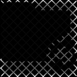 Synchronization Glyph Icon
