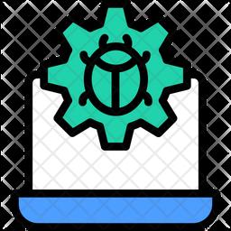 System Testing Icon