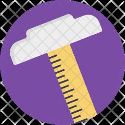 T- Scale Icon