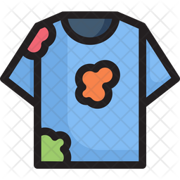 T-shirt stain Icon
