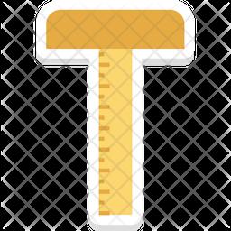 T Square Icon